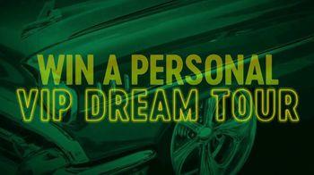 Jay Leno's Dream Garage Tour Sweepstakes TV Spot, 'Secret Code' - 127 commercial airings