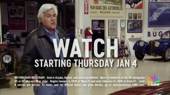 Jay Leno's Dream Garage Tour Sweepstakes TV Spot, 'Secret Code' - Thumbnail 6