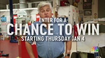 Jay Leno's Dream Garage Tour Sweepstakes TV Spot, 'Secret Code' - Thumbnail 7