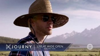 Journy TV Spot, 'Great Wide Open' - 313 commercial airings