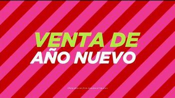 JCPenney Venta de Año Nuevo TV Spot, 'Para la familia' [Spanish] - 57 commercial airings