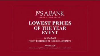 JoS. A. Bank Lowest Prices of the Year Event TV Spot, 'Save Storewide' - Thumbnail 6