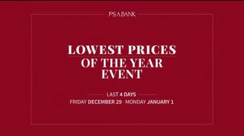 JoS. A. Bank Lowest Prices of the Year Event TV Spot, 'Save Storewide' - Thumbnail 2