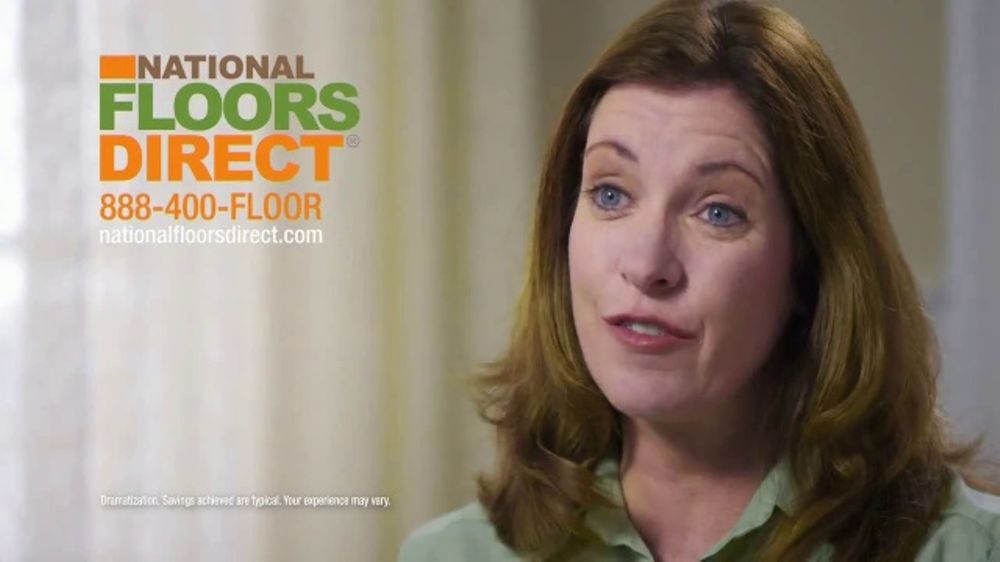 National Floors Direct Tv Commercial We Ll Beat Anyone S Price Ispot Tv