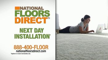 National Floors Direct TV Spot, 'We'll Beat Anyone's Price' - Thumbnail 6