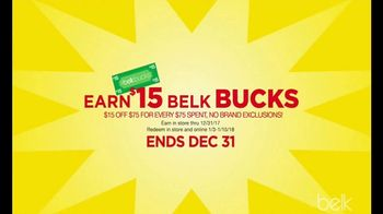 Belk Storewide Clearance Blowout TV Spot, 'New Styles and Deeper Discounts' - Thumbnail 8