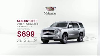 Cadillac Season's Best TV Spot, 'One and Only: 2017 Escalade' Song by Three Dog Night [T2] - Thumbnail 7