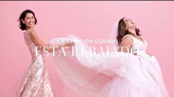 David's Bridal TV Spot, 'La emoción cuando está rebajado' [Spanish] - Thumbnail 6