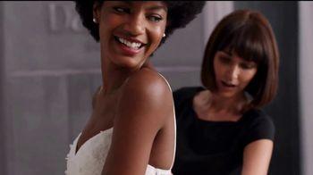 David's Bridal TV Spot, 'La emoción cuando está rebajado' [Spanish]