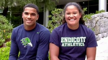 Endicott College TV Spot, 'Discover the Experience' - Thumbnail 3