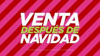 JCPenney Venta Después de Navidad TV Spot, 'Todo para la casa' [Spanish] - 162 commercial airings