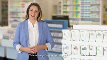 Alli TV Spot, 'Medifacts: Only FDA-Approved Weight Loss Aid'