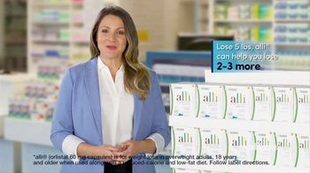 Alli TV Spot, 'Medifacts: Only FDA-Approved Weight Loss Aid' - Thumbnail 5