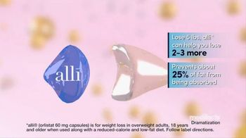Alli TV Spot, 'Medifacts: Only FDA-Approved Weight Loss Aid' - Thumbnail 7