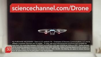 Science Channel TV Spot, 'Mythbusters MerryThon Drone Giveaway' - Thumbnail 9
