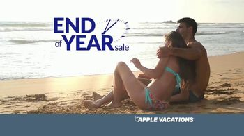 Apple Vacations End of Year Sale TV Spot, 'Time is Running Out'