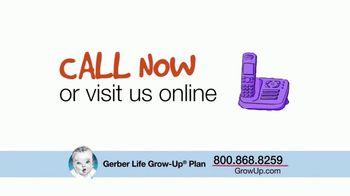 Gerber Life Insurance Grow-Up Plan TV Spot, 'Builds Cash Value' - Thumbnail 5