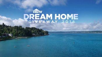 2018 HGTV Dream Home Giveaway TV Spot, 'Gig Harbor' - Thumbnail 2