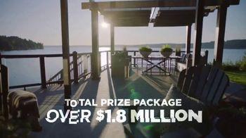 2018 HGTV Dream Home Giveaway TV Spot, 'Gig Harbor' - Thumbnail 3
