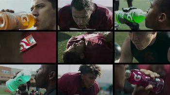 Gatorade TV Spot, 'UNDEFEATED'