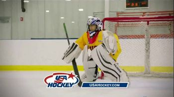 USA Hockey National TV Spot, 'Play, Love and Excel' - Thumbnail 7
