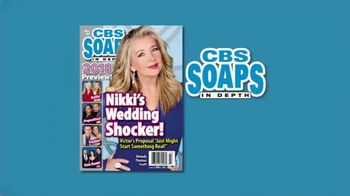 CBS Soaps in Depth TV Spot, 'Young & Restless: Romance'