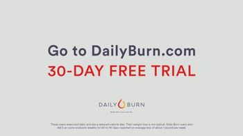 Daily Burn TV Spot, 'Daily Burn Challenge: Just Watch' - Thumbnail 9