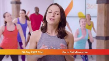 Daily Burn TV Spot, 'Daily Burn Challenge: Just Watch'