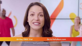 Daily Burn TV Spot, 'Daily Burn Challenge: Just Watch' - Thumbnail 4