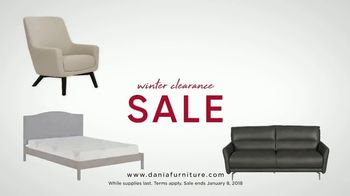 Dania Winter Clearance Sale TV Spot, 'Save Up to 50 Percent' - Thumbnail 3