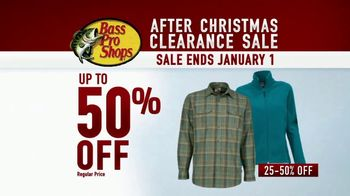 Bass Pro Shops After Christmas Clearance Sale TV Spot, 'Top Brands' - Thumbnail 6