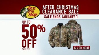Bass Pro Shops After Christmas Clearance Sale TV Spot, 'Top Brands' - Thumbnail 7