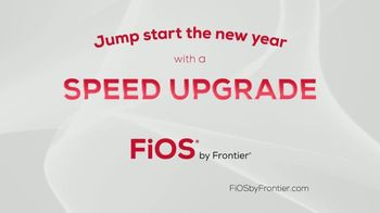 FiOS by Frontier TV Spot, 'Jump Start the New Year' - Thumbnail 1