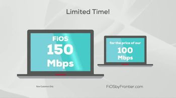 FiOS by Frontier TV Spot, 'Jump Start the New Year' - Thumbnail 2