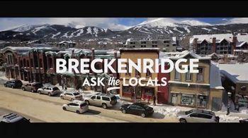 Breckenridge Ski Resort TV Spot, 'Meet the Locals: What Do You Love?' - Thumbnail 2