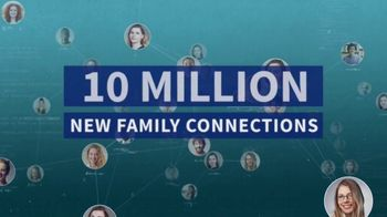 AncestryDNA TV Spot, '10 Million New Family Connections' - Thumbnail 3