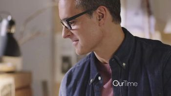 OurTime.com TV Spot, 'No Excuses' - Thumbnail 7