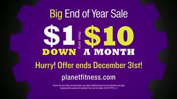 Planet Fitness Big End of Year Sale TV Spot, 'Beat the Rush' - Thumbnail 6