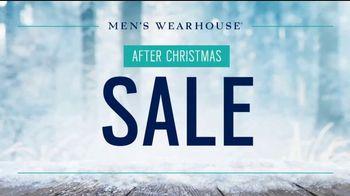 Men's Wearhouse After Christmas Sale TV Spot, 'Savings Have Just Begun'