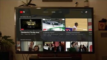 YouTube TV TV Spot, 'The TV You Love' Song by Ol' Dirty Bastard - Thumbnail 10