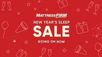 Mattress Firm New Year's Sleep Sale TV Spot, 'Resolutions' - Thumbnail 4