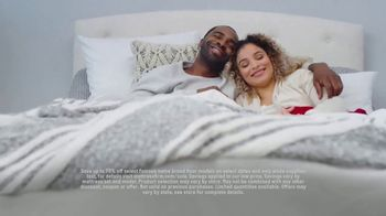 Mattress Firm New Year's Sleep Sale TV Spot, 'Resolutions' - Thumbnail 7