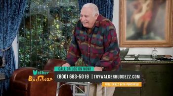 Walker Buddezz TV Spot, 'Walk With Ease' - Thumbnail 4