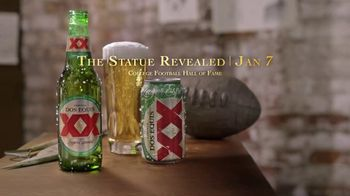 Dos Equis TV Spot, 'Most Interesting Fan: Statue' Featuring Rob Riggle - Thumbnail 10
