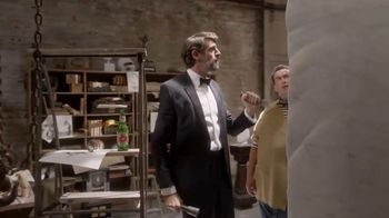 Dos Equis TV Spot, 'Most Interesting Fan: Statue' Featuring Rob Riggle - Thumbnail 5