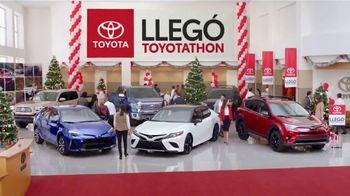 Toyota Toyotathon TV Spot, 'Acción' [Spanish] [T2] - Thumbnail 2