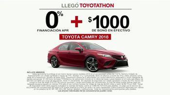 Toyota Toyotathon TV Spot, 'Acción' [Spanish] [T2] - Thumbnail 6