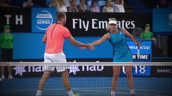 Tennis Channel Plus TV Spot, 'World Tennis Championship & Hopman Cup' - Thumbnail 7