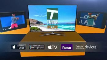 Tennis Channel Plus TV Spot, 'World Tennis Championship & Hopman Cup' - Thumbnail 9