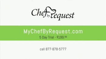 Chef by Request TV Spot, 'Five Day Trial' - Thumbnail 7